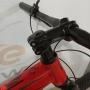 Bicicleta FIRST Lunix aro 29 - 12v Shimano Deore - K7 10/51 Dentes - Suspensão Absolute a AR com Trava no Guidão