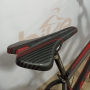 Bicicleta FIRST Shelby aro 29 - 18v Shimano Acera - Freio Shimano Hidráulico - Suspensão High One a Ar com Trava no Guidão