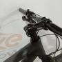 Bicicleta FIRST Shelby aro 29 - 20v Shimano Deore k7 11/46 dentes - Freio Shimano Hidráulico - Suspensão GTA c/ trava no Guidão