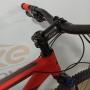 Bicicleta FIRST Smitt aro 29 - 24v Shimano Tourney - Freio Hidráulico Absolute - Suspensão BikeMax com Trava no Ombro