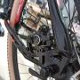 Bicicleta FIRST Smitt aro 29 - 27v Shimano Acera - Freio Shimano Hidráulico - Suspensão GTA com trava no ombro