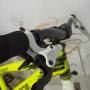 Bicicleta HIGH ONE Joker aro 26 - 7v Shimano Tourney - Freio a Disco Hidraúlico - Suspensão Voox toda em alumínio