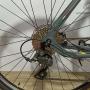 Bicicleta OGGI 700 Velloce Disc 2022 - 16v Shimano Claris - Freio a Disco Shimano - Grafite/Preto/Amarelo