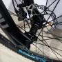Bicicleta OGGI Big Wheel 7.3 2021 - 12v Shimano Deore - K7 10/51 Dentes - Preto/Grafite/Azul + BRINDES
