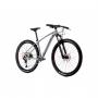 Bicicleta OGGI Big Wheel 7.2 2022 - 11v Shimano Deore - K7 Shimano 11/51 dentes - Grafite/Vermelho
