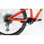 Bicicleta OGGI Cattura Pro Carbon T-20 GX 2021 - 12v Sram GX - Suspensão FOX Float SC 120 mm de curso - ENVIO IMEDIATO