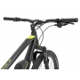 Bicicleta OGGI E-Bike Big Wheel 8.3 2021 - 11v Shimano Deore - Preto/Amarelo - A MELHOR DA CATEGORIA