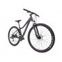 Bicicleta OGGI Float Sport aro 29 2021- 21v Shimano Tourney - Freio a Disco - Preto/Pink