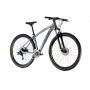Bicicleta OGGI Hacker HDS 2021 - 24v Shimano Tourney - Freio Hidráulico - Grafite/Preto/Slime + BRINDES