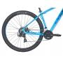 Bicicleta OGGI Hacker Sport 2021 - 21v Shimano Tourney - Freio a Disco - Azul/Preto