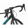 Bicicleta OGGI 700 Stimolla Disc 2021 - 20v Shimano Tiagra - Freio Shimano Hidráulico - Azul/Preto