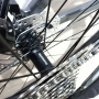 Bicicleta RAVA Pressure aro 29 - 10v Shimano Deore K7 11/46 dentes - Freio Shimano Hidráulico - Suspensão GTA com trava no ombro