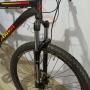 Bicicleta Rava Pressure aro 29 - 11v Shimano Deore K7 11/51 dentes - Suspensão GTA com trava no guidão