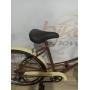 Bicicleta SAMY aro 26 - 6v Shimano Tourney - Cubo de Rolamento TWA - Guidão com Mesa Cross 4 Parafusos - Aro Aero
