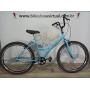 Bicicleta SAMY aro 26 - Cubo de Rolamento - Guidão com Mesa Cross 4 Parafusos - Aro Aero