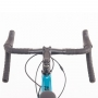 Bicicleta SENSE Criterium Comp 2021 aro 700 - 16v Shimano Claris - Freio a  Disco - Aqua/Preto - A MELHOR DA CATEGORIA