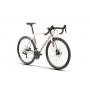 Bicicleta SENSE Criterium Factory 2021 aro 700 - 22v Shimano 105 - Freio Shimano Hidráulico - Alumínio/Vermelho
