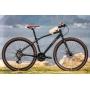 Bicicleta SENSE Move Urban 2021/22 - 21v Shimano Tourney - Freio a Disco - Verde/Creme