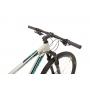 Bicicleta SENSE One 2021 - 21v Shimano Tourney - Freio a Disco Hidráulico - Cinza/Aqua