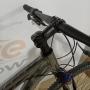 Bicicleta SHOOT Rage aro 29 - 24v Shimano Tourney - Freio Absolute Hidráulico - Grafite/Preto