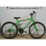 Bicicleta STAR BIKE SAMY aro 26 - 18v SunRace - Rodas Aro Aero
