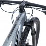 Bicicleta TSW Yukon SH-12 aro 29 2021/22 - 12v Shimano Deore - Freio Shimano Hidráulico - Suspensão Rock Shox Judy TK - Cinza/Preto