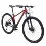 Bicicleta TSW Stamina aro 29 2022 - 18v Shimano Alívio - Freio X-TIME Hidráulico - Verm Metálico/Preto + BRINDES