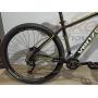 Bicicleta VENZO Spark aro 29 - 18v Shimano Altus - Freio Shimano Hidráulico - Suspensão High One com Trava no ombro