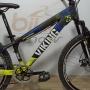 Bicicleta VIKING Tuff X-25 aro 26 - 7v SunRun - Freio a Disco - Suspensão Paco