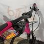 Bicicleta VIKING Tuff X-29 aro 26 - 21v GTA - Freio a Disco Paco - Suspensão Paco