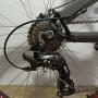 Bicicleta VIKING Tuff X-30 aro 26 - 7v Shimano Tourney - Freio a Disco - Suspensão Voox toda em alumínio
