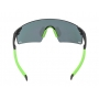 Óculos de Sol HB Quad R PQP - Green Chrome