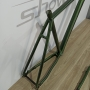 Quadro ABSOLUTE Gravel All Road 700 cor Verde