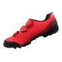 Sapatilha MTB SHIMANO SH-ME200 Vermelho