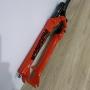 Suspensão 29 PROSHOCK Viber Spider 2021 Tapered com Eixo de 9 mm Cor Vermelho