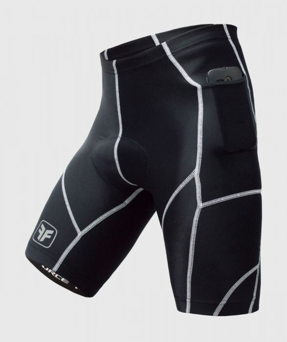 Bermuda Ciclismo FREE FORCE Pocket - Masculina