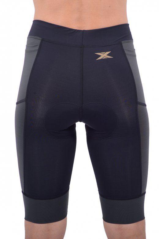 Bermuda Ciclismo DX3 X-POWER Compresão Feminina