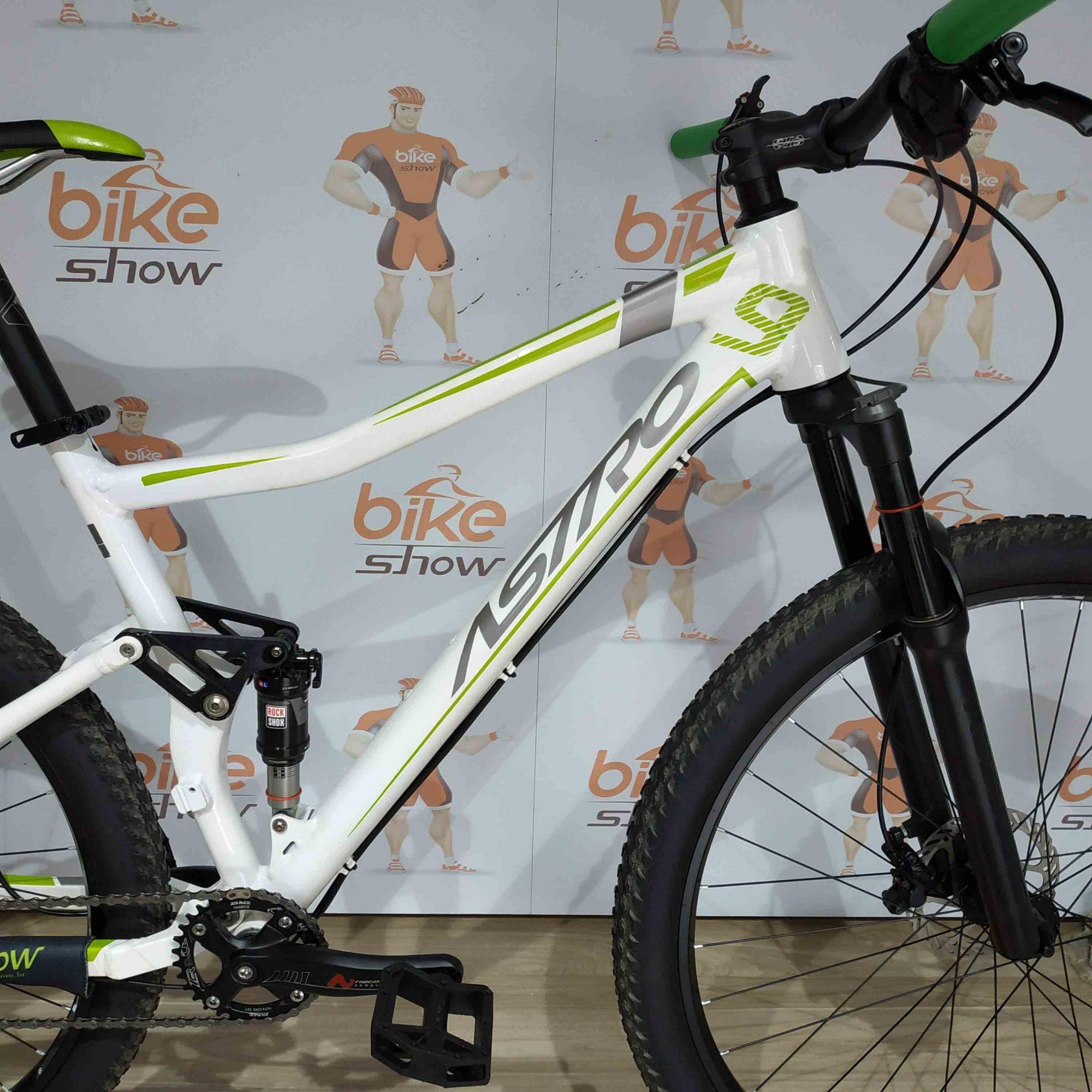 Bicicleta ASTRO XTC Full aro 29 - 12v Sram SX - Suspensão Absolute Prime a AR