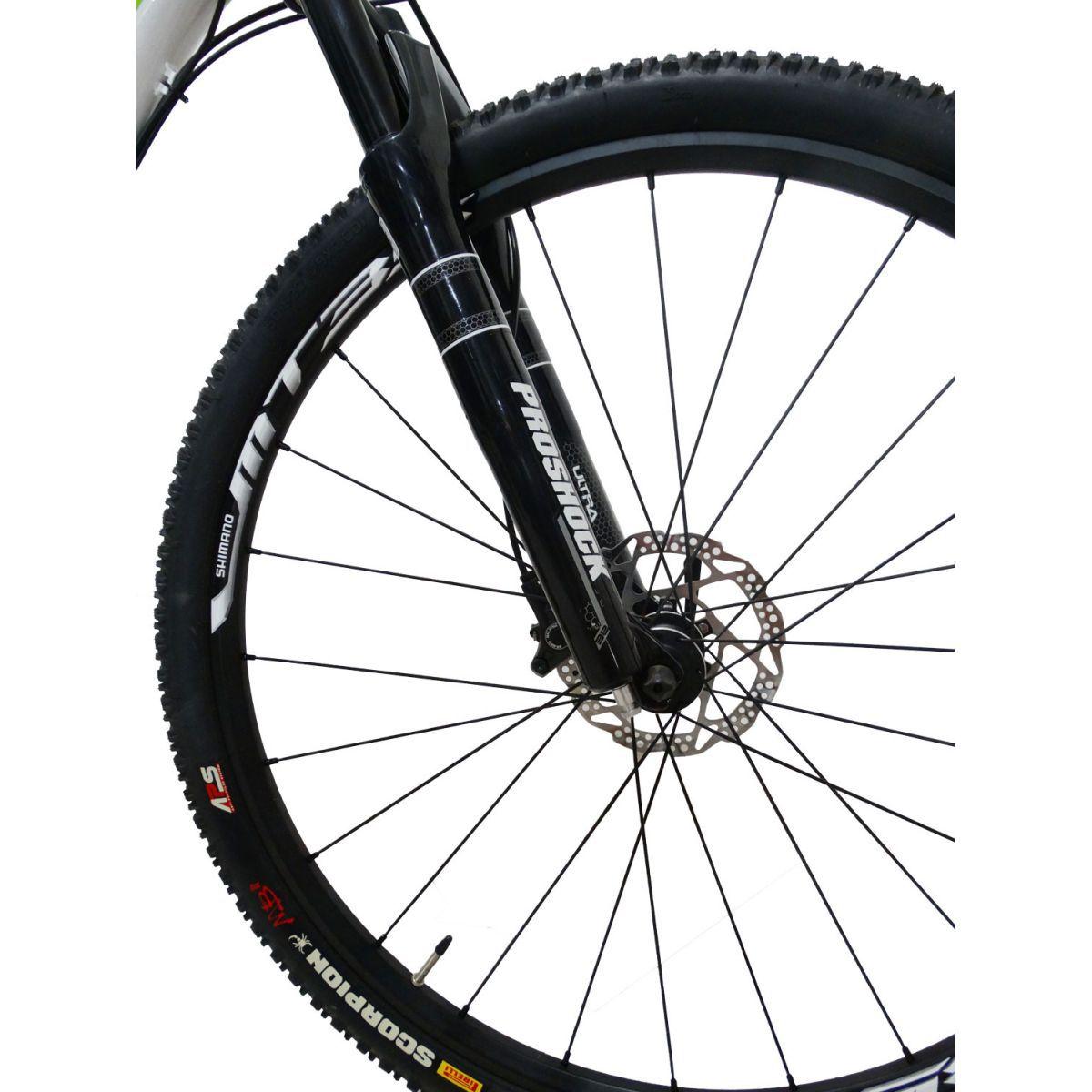 Bicicleta ASTRO XTC XC Full aro 29 - Shimano Deore/XT 30v - Freio Hidráulico