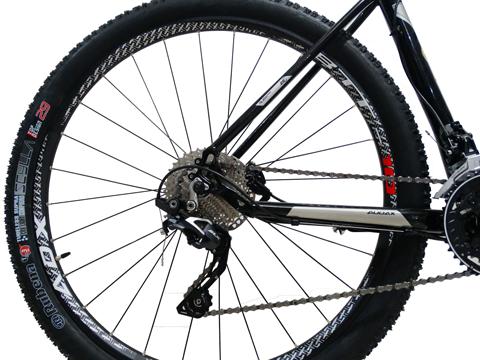 Bicicleta AUDAX Auge 600 aro 29 - Shimano Deore/SLX 30v - Freio hidráulico