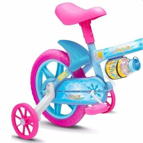 Bicicleta NATHOR aro 12 Acqua