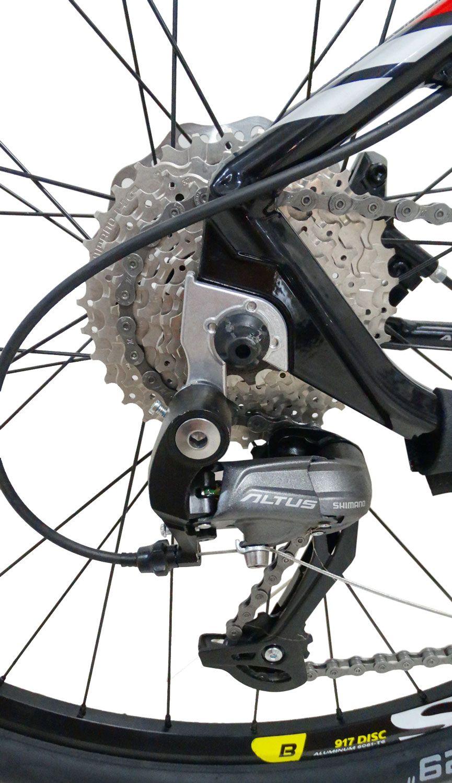 Bicicleta FIRST Austen aro 29 - 27v Shimano Acera - Freio Hidráulico