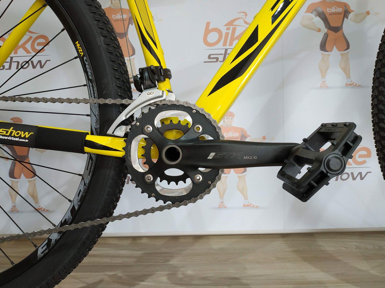 Bicicleta FIRST Lifty aro 29 - 18v Shimano Altus - Freio Shimano Hidráulico - Suspensão Spinner 300