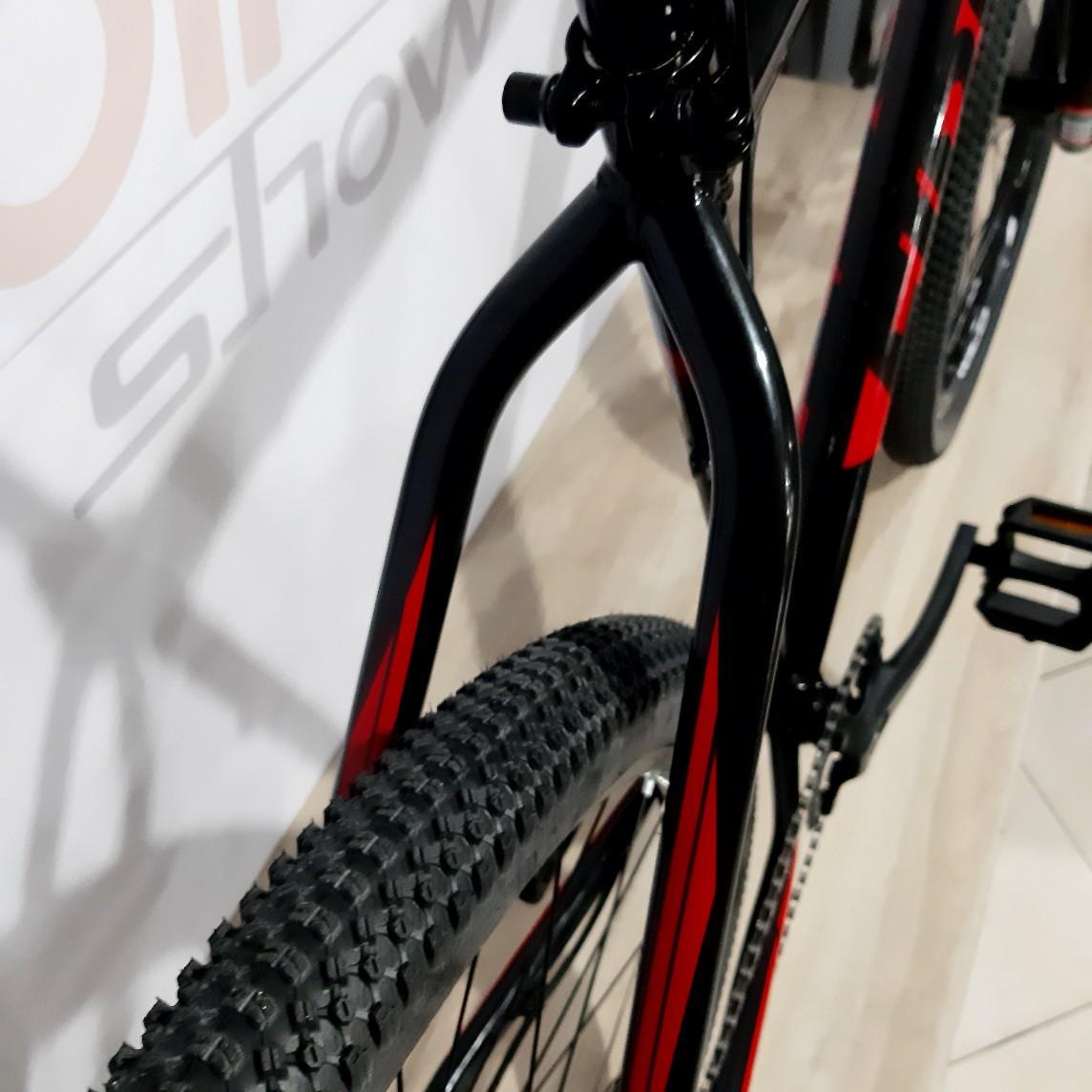 Bicicleta FIRST Smitt aro 29 - 12v LTWOO - Freios Shimano Hidráulico - Suspensão High One a ar