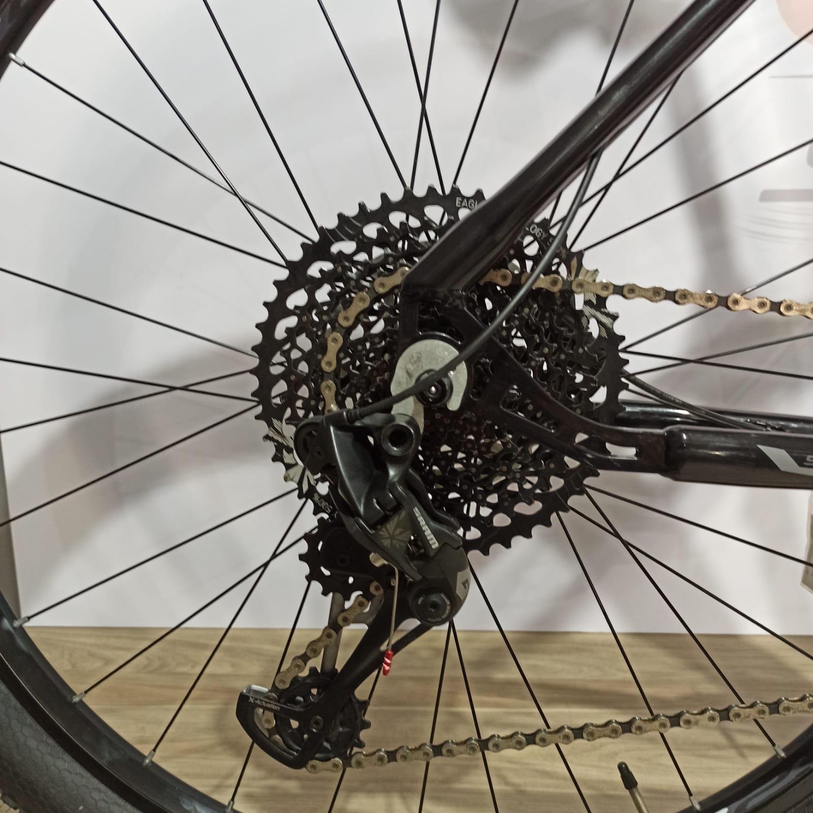 Bicicleta FIRST Smitt aro 29 - 12V Sram GX K7 10/50 dentes - Suspensão GTA a AR - MELHOR CUSTO BENEFÍCIO DA CATEGORIA