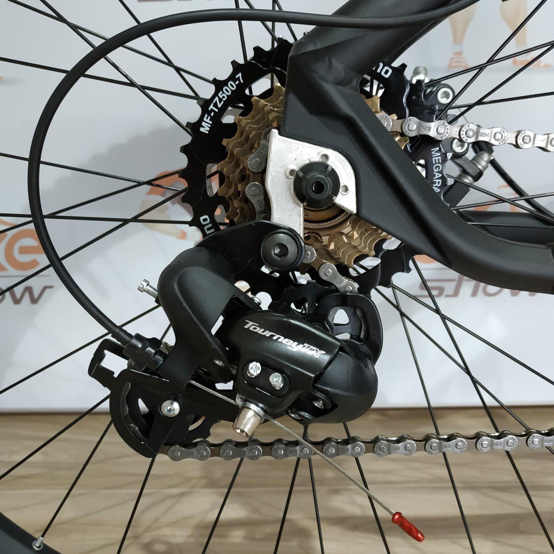 Bicicleta FIRST Smitt aro 29 - 21v Shimano Tourney - Freio a Disco