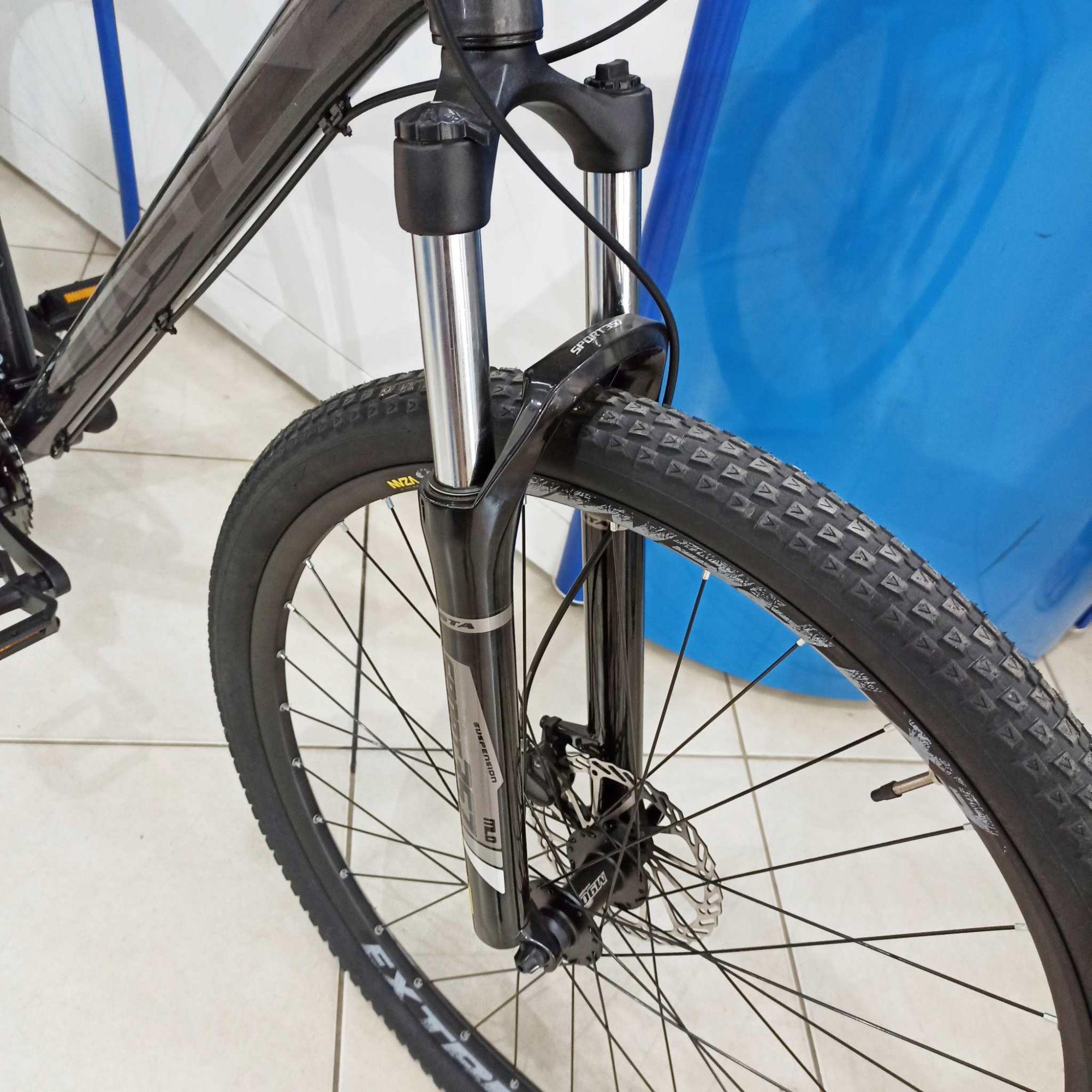 Bicicleta FIRST Smitt aro 29 - 24v Shimano Tourney - Freio Hidráulico EDITAR