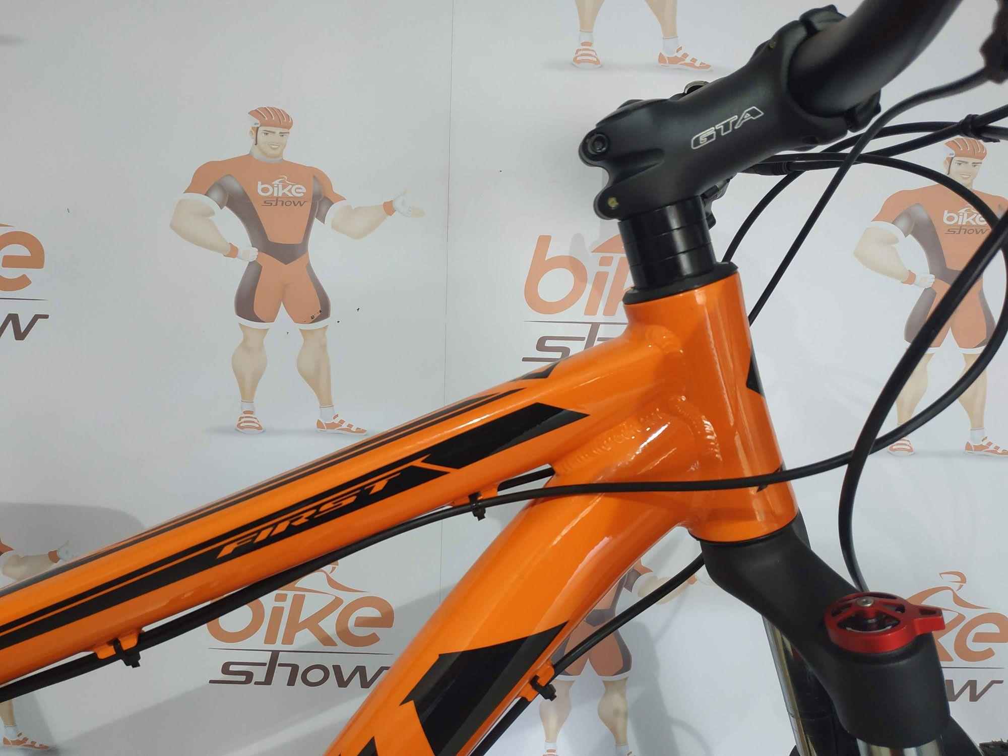 Bicicleta FIRST Smitt Aro 29 - 27v Alivio - Freio Hidráulico