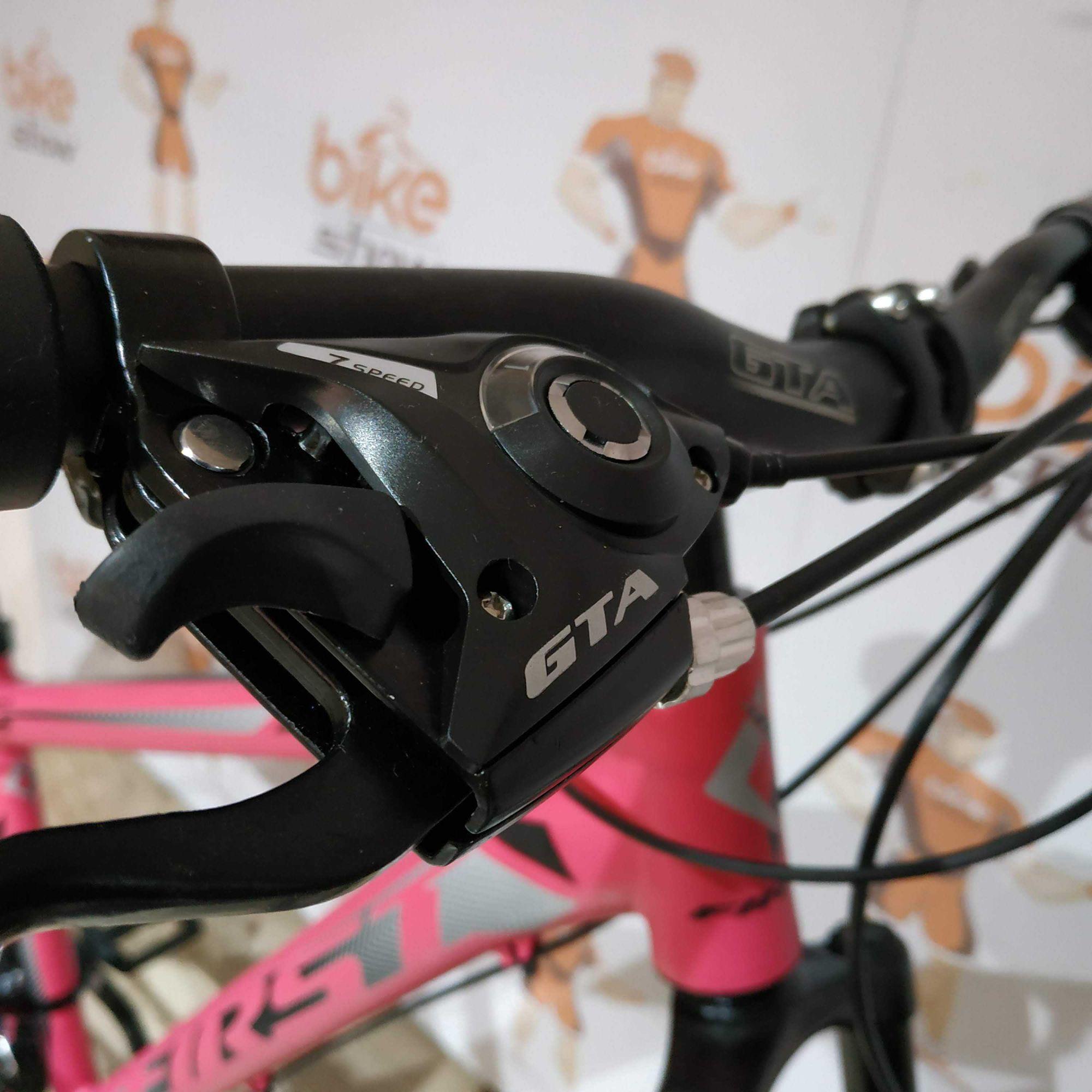 Bicicleta FIRST Smitt aro 29 - 21v GTA - Suspensão HLND