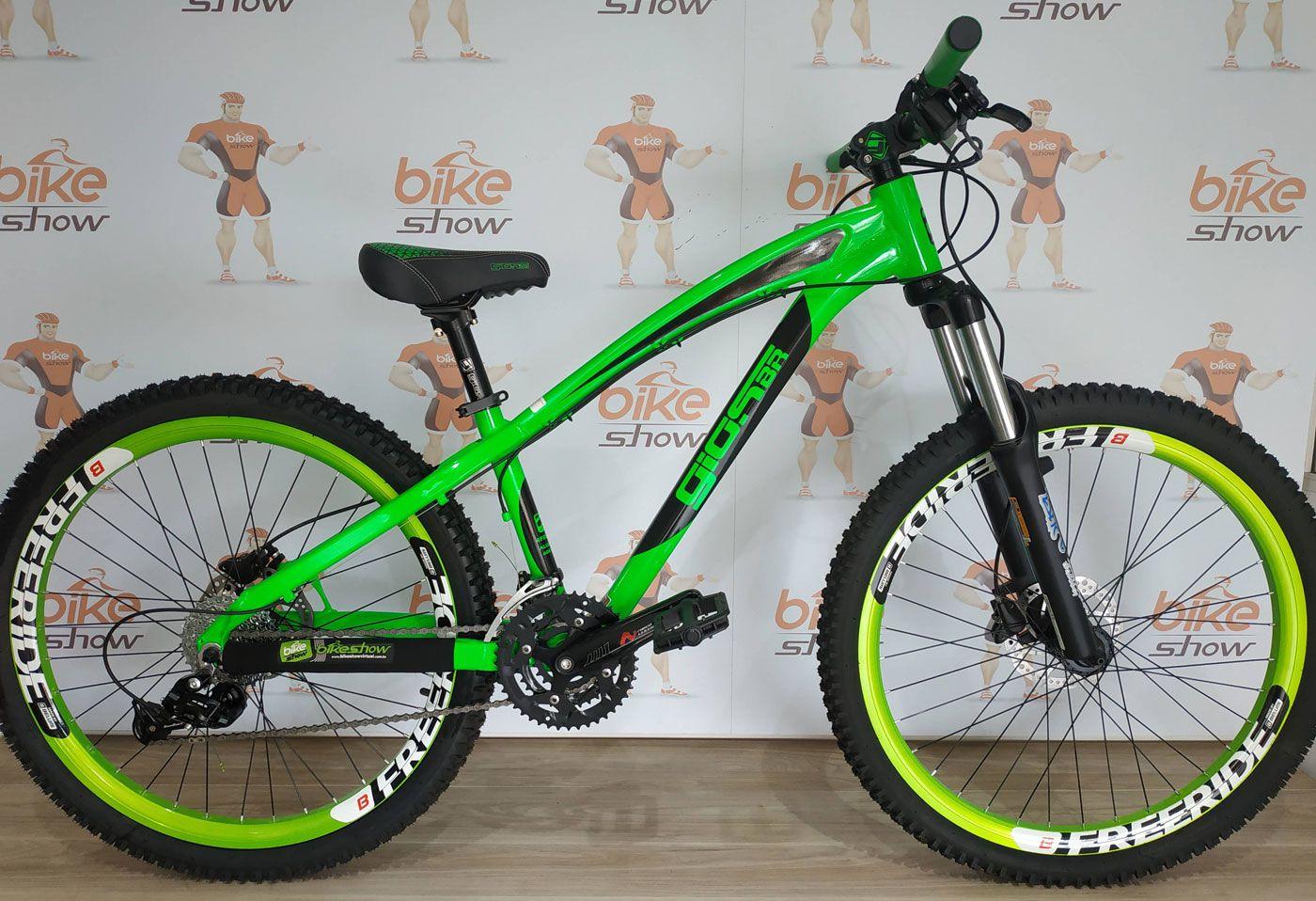 Bicicleta GIOS 4Freaks aro 26 - 27V  X-Time - Freio Hidráulico